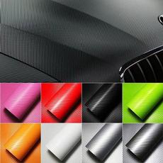 Car Sticker, carbonfiberfilm, Fiber, diycarsticker