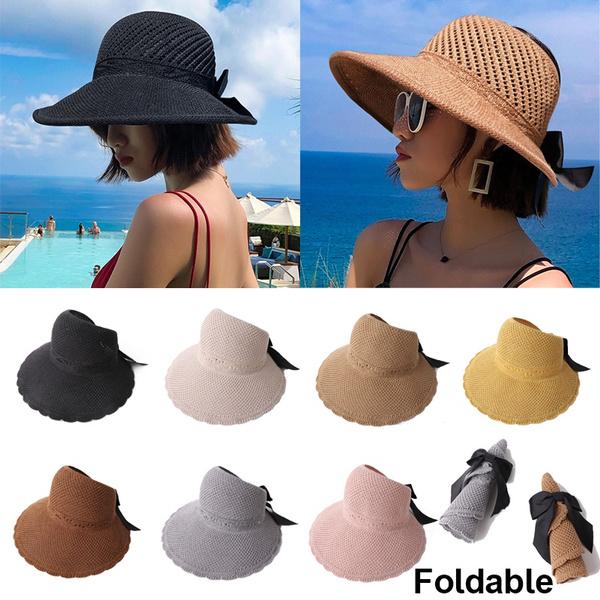 Summer, sunhatswomen, Fashion, Beach hat