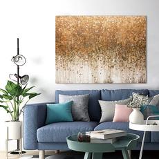 golden, Decor, Wall Art, Home Decor