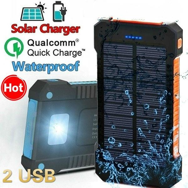 Flashlight, led, mobilecharger, Waterproof