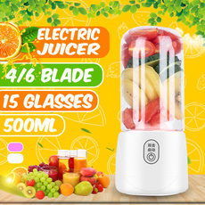 portableblendermachine, Mini, juicerbottle, Electric