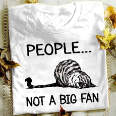 Funny, Fashion, Sleeve, print shirt