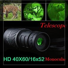 huntingtelescope, Telescope, Hiking, 16x52hdopticalmonocular