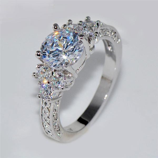 White Gold, DIAMOND, Jewelry, Gifts