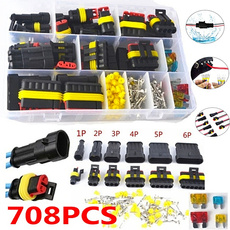 wireconnectorplugkit, wireconnectorplug, sealedconnector, Waterproof