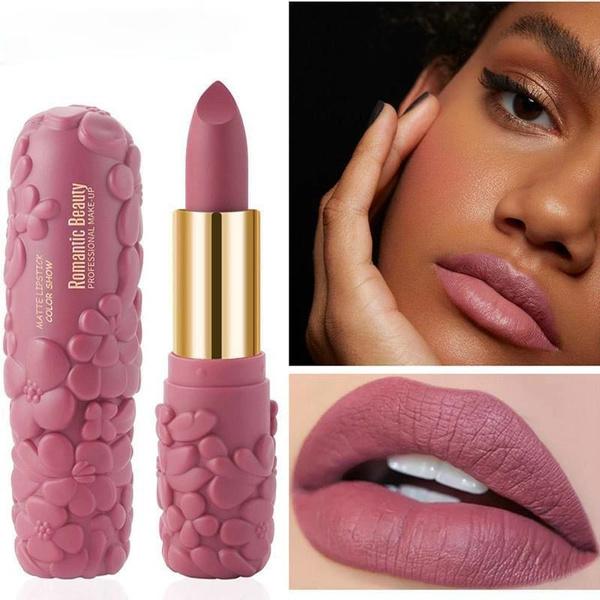 personalitylipstick, petallipstick, Lipstick, lipgloss