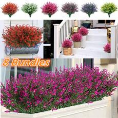 Decor, Flowers, Garden, Family