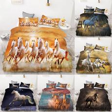 colchasdecama, horseprint, animal print, bedquiltcoverset