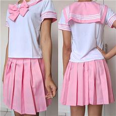 Skirts, School, sailornavycostume, Cosplay