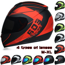 Helmet, Colorful, motorcycle helmet, fullfacehelmet