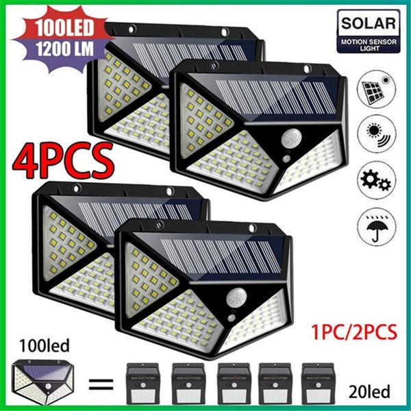 stakelight, walllight, Sensors, solarpoweredgadget