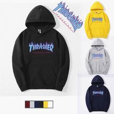 hooded, Fleece Hoodie, Long sleeved, Sweaters