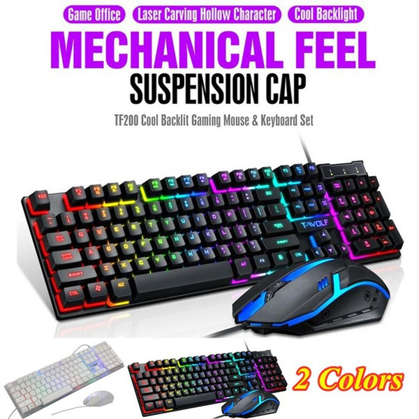 Colorful, ledkeyboard, Mechanical, keboardforgaming
