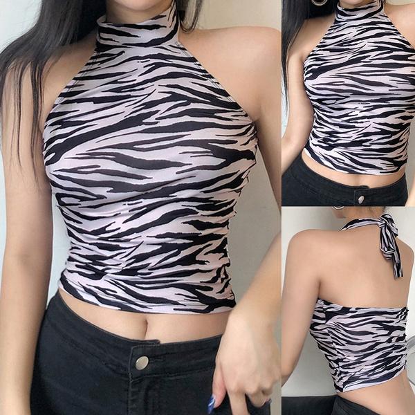 Mini, Vest, Fashion, crop top