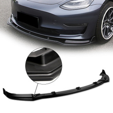 Splitter, assembly, fitment, Bumper