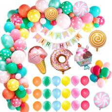 kidspartyfavor, foilballoon, candy, Food