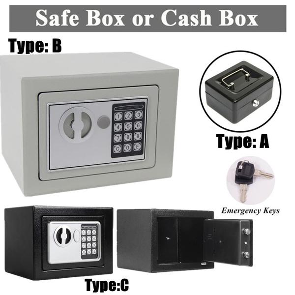 Box, safetylock, Jewelry, Office