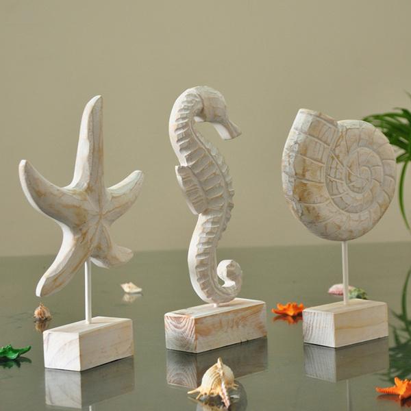 Decor, Statue, Home Decor, starfish