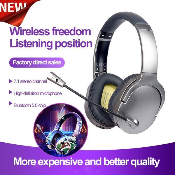 Headset, headphonesbluetooth, Outdoor, gamingheadphone