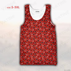 Vest, Fashion, hiphoptanktop, Men