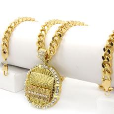 goldplated, Fashion Jewelry, Men, Jewelry