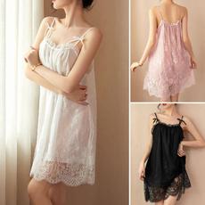 night dress, Underwear, Shorts, lacefloral