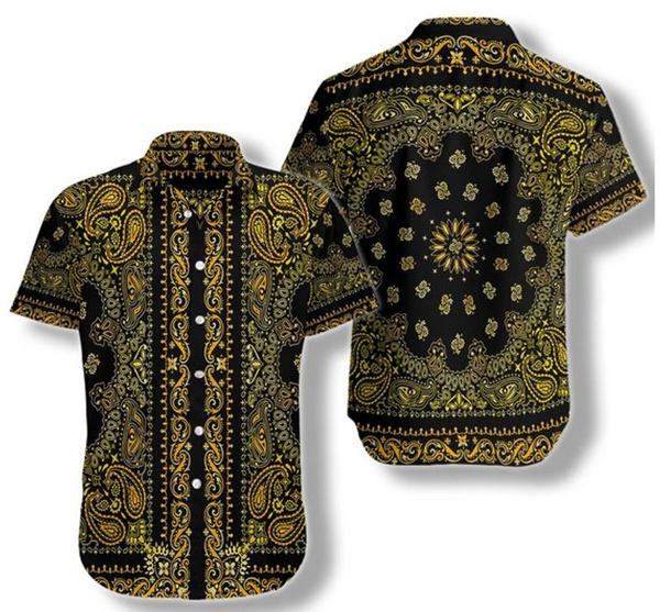 trymybest, Fashion, Shirt, Hawaiian