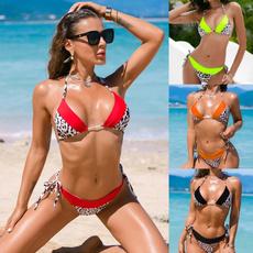 bikiniswimsuitforwomen, Summer, maillotdebainfemme, bikini set