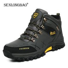 Sneakers, Outdoor, Winter, Hiking