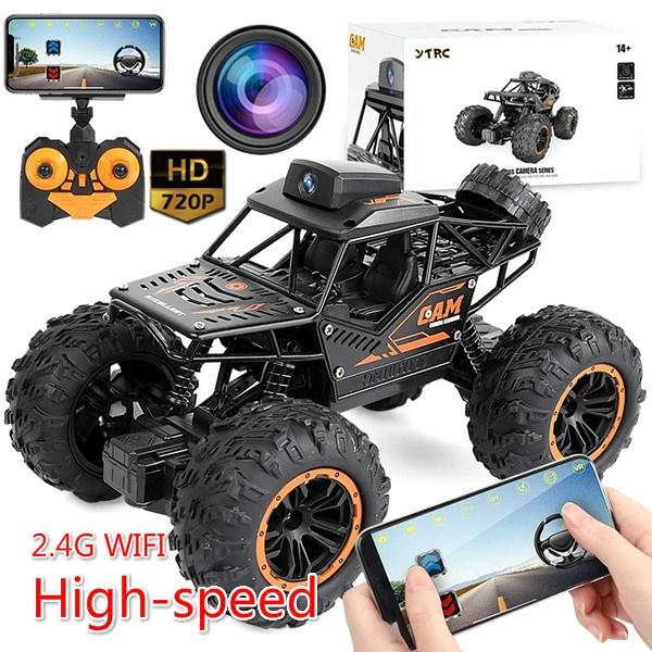 Toy, cameracar, carrosdecontrolremoto4x4, Remote Controls
