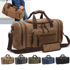 travel backpack, dufflebag, Canvas, Luggage