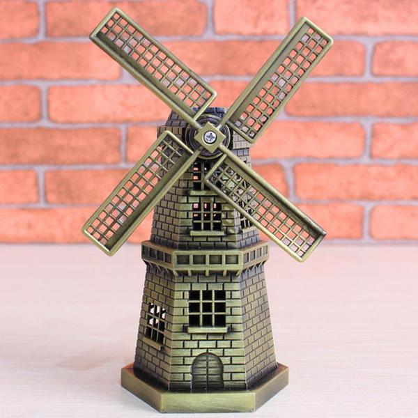 decoration, dutchwindmill, handicraftornament, Indoor
