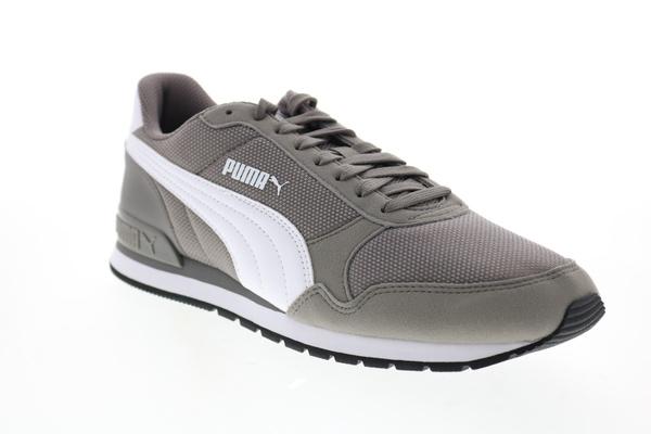 Gray, Sneakers, widthmediumd, M