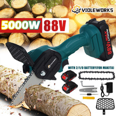 Wood, Electric, Chain, woodworkingsaw