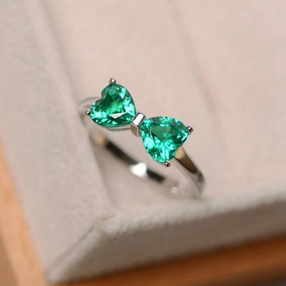 Sterling, Fashion, ladysring, wedding ring