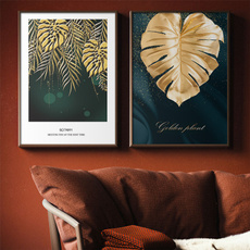 art print, golden, Wall Art, Home Decor