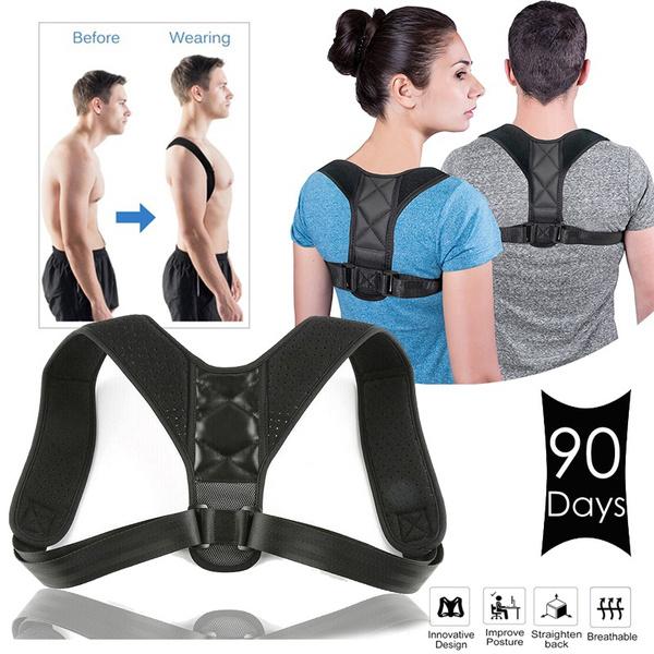 upper, Necks, posturecorrector, men women