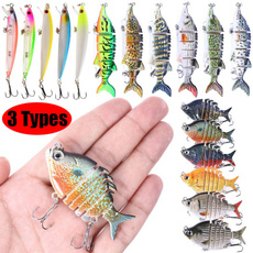 artificialbait, Holographic, Sports & Outdoors, Fishing Lure
