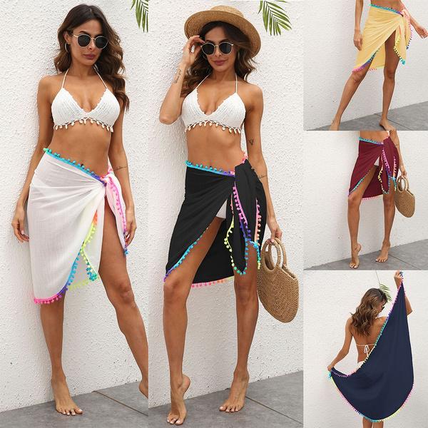rainbow, Fashion, sarong, Irregular