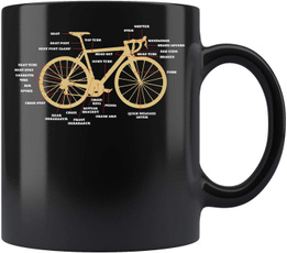 Funny, Coffee, Bicycle, Sports & Outdoors