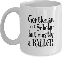 Funny, Coffee, baller, Gifts