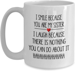 Funny, sister, Gifts, default