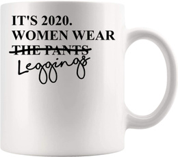 Funny, Leggings, Cup, Gifts