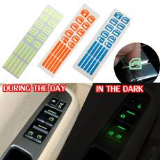 Dark, Door, fluorescentsticker, Car Accessories