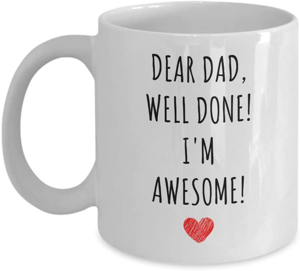dad, Funny, Coffee, Gifts