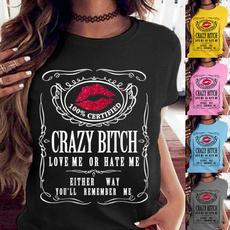 Funny, Fashion, Cotton Shirt, Graphic T-Shirt