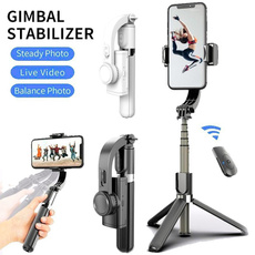 selfietripod, estabilizadordecelular, gimbal, phone holder