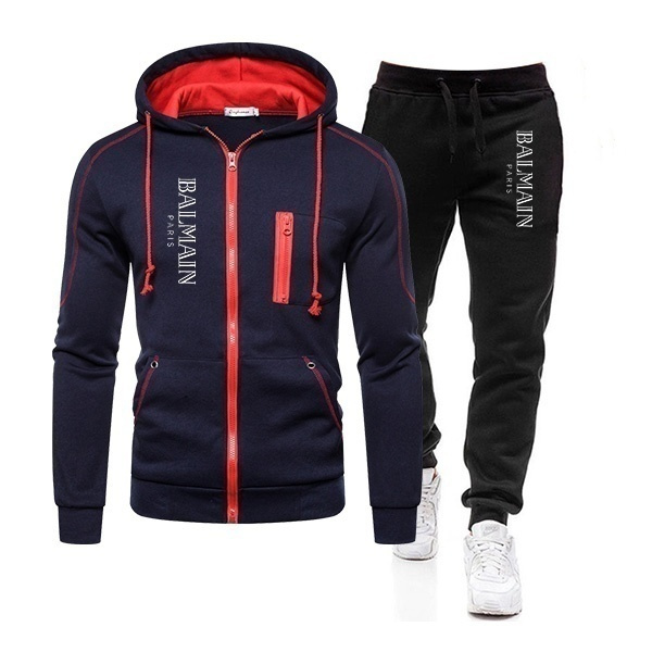 hooded, pants, Sweaters, track suit