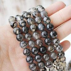 Crystal, quartz, Jewelry, roundspacerbead