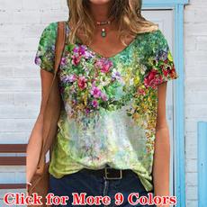 blouse, butterfly, women top, Cotton